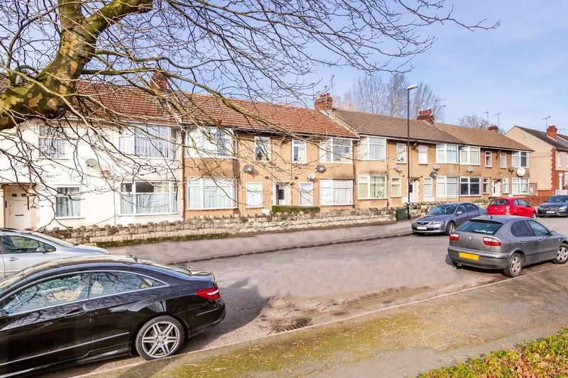 2 Bedrooms Block Of Apartments Flat for sale in Humber Road, Stoke, Coventry
