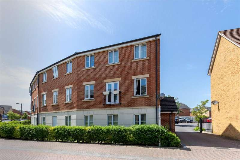 2 Bedrooms Apartment Flat for sale in Montreal Avenue, Horfield, Bristol, BS7
