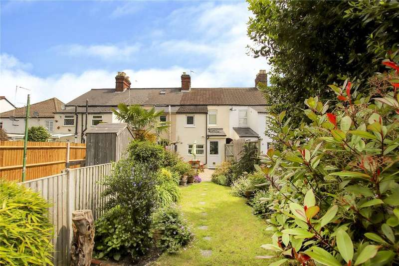 2 Bedrooms End Of Terrace House for sale in Binfield Road, Bracknell, Berkshire, RG42