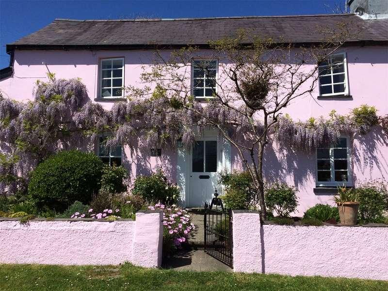 4 Bedrooms Detached House for sale in Hebron Farm, Hebron, Carmarthenshire