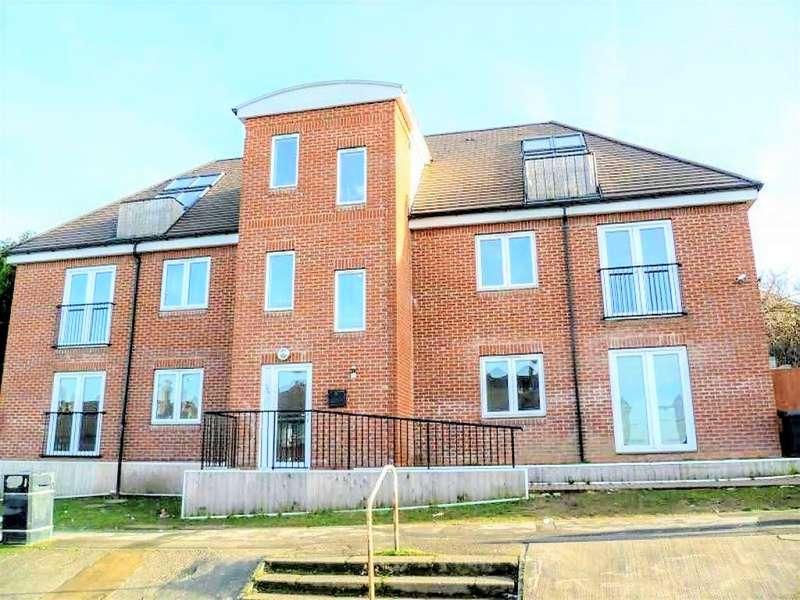 1 Bedroom Flat for sale in Myrtle Road, Sheffield, S2 3HS