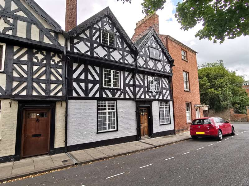 4 Bedrooms Terraced House for rent in The Harp, 14 Dinham, Ludlow, Shropshire, SY8