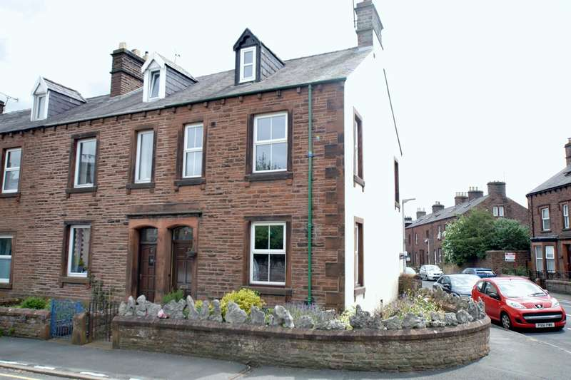 3 Bedrooms End Of Terrace House for sale in Alexandra Road, Penrith, CA11