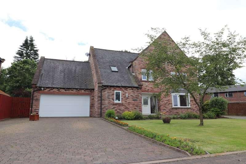 4 Bedrooms Detached House for sale in Brunstock Mews, Brunstock, Carlisle, CA6