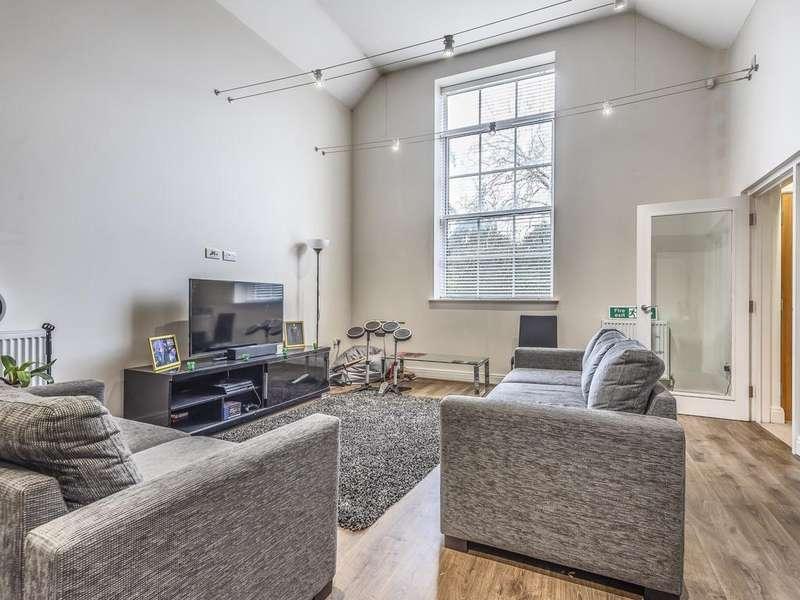 2 Bedrooms Apartment Flat for sale in Bath Road, Reading, RG1