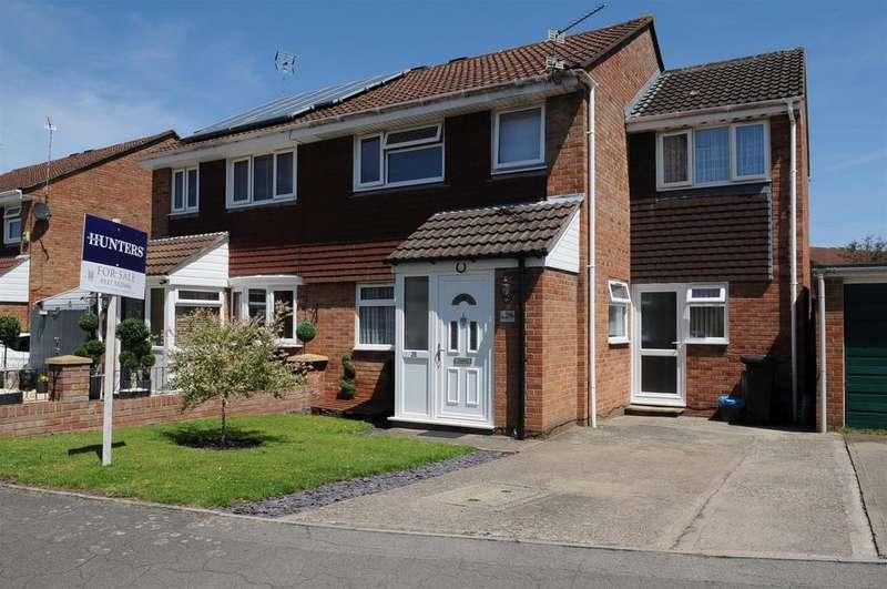 4 Bedrooms Semi Detached House for sale in Ferndale Avenue, Longwell Green, Bristol, BS30 9XT