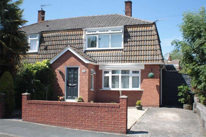 3 Bedrooms Semi Detached House for sale in Vowell Close, Withywood, Bristol, BS13 9HS