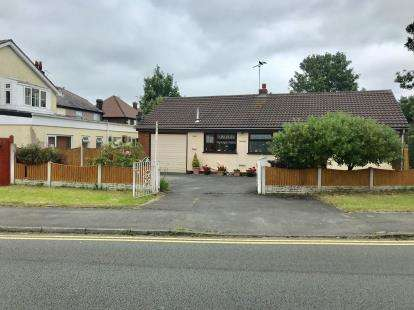 2 Bedrooms Bungalow for sale in Riverside Park, Garden City, Deeside, Flintshire, CH5