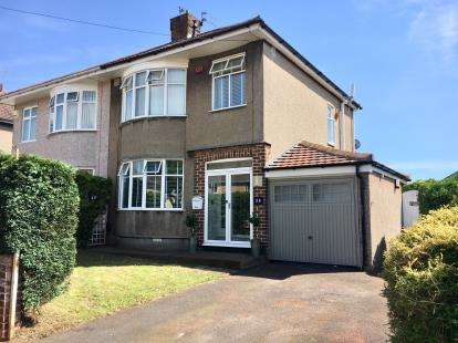 3 Bedrooms Semi Detached House for sale in St. Brelades Grove, St Annes, Bristol, .