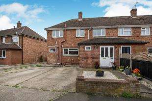 3 Bedrooms Semi Detached House for sale in Burch Avenue, Sandwich, Kent, England