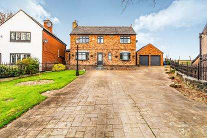 5 Bedrooms Detached House for sale in Dean Terrace, Ashton-Under-Lyne, Greater Manchester, Uk