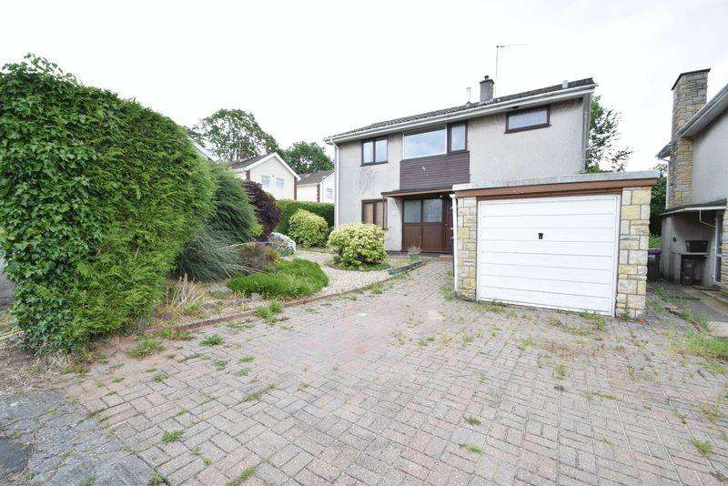 4 Bedrooms Detached House for sale in Ashford Close South, Cwmbran