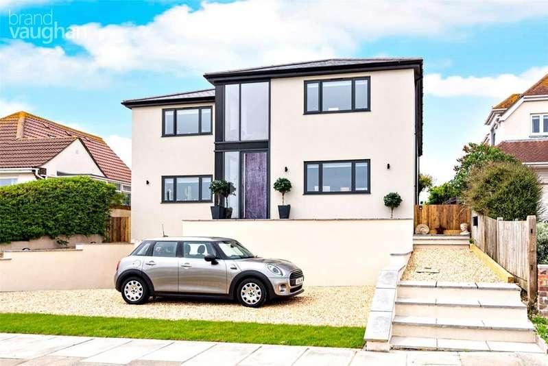 5 Bedrooms Detached House for sale in Westmeston Avenue, Saltdean, Brighton, BN2