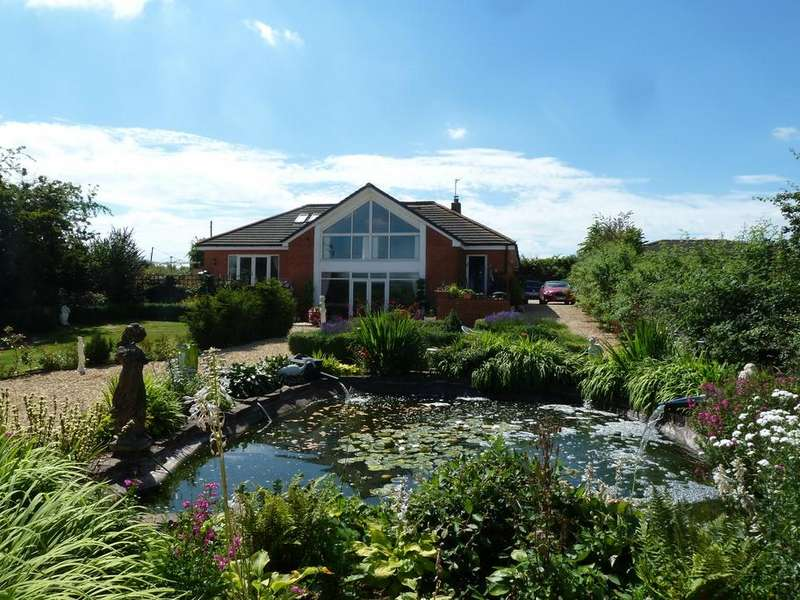 6 Bedrooms Detached House for sale in Main Road, Minsterworth, Gloucester, GL2