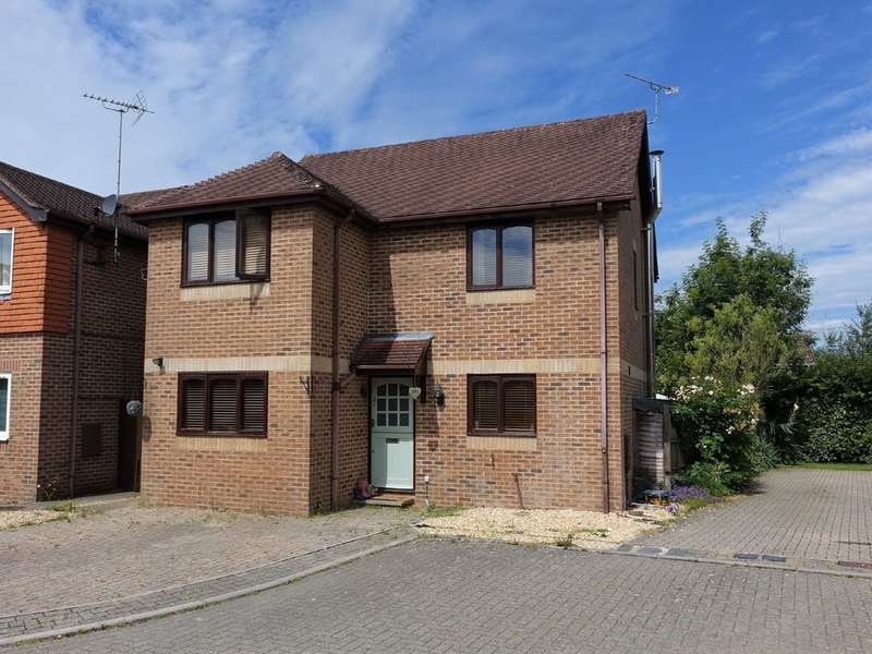 4 Bedrooms Detached House for sale in Park Close, Marchwood