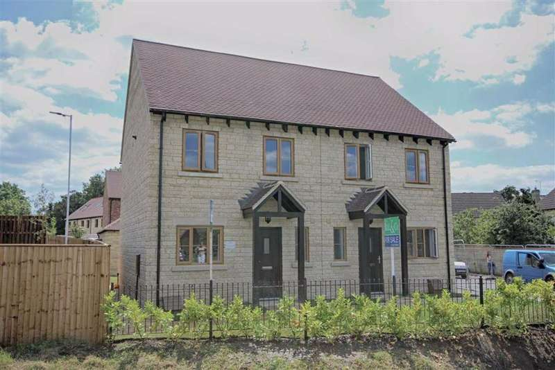 4 Bedrooms Semi Detached House for sale in Hillview Close, Bishops Cleeve, Cheltenham, GL52