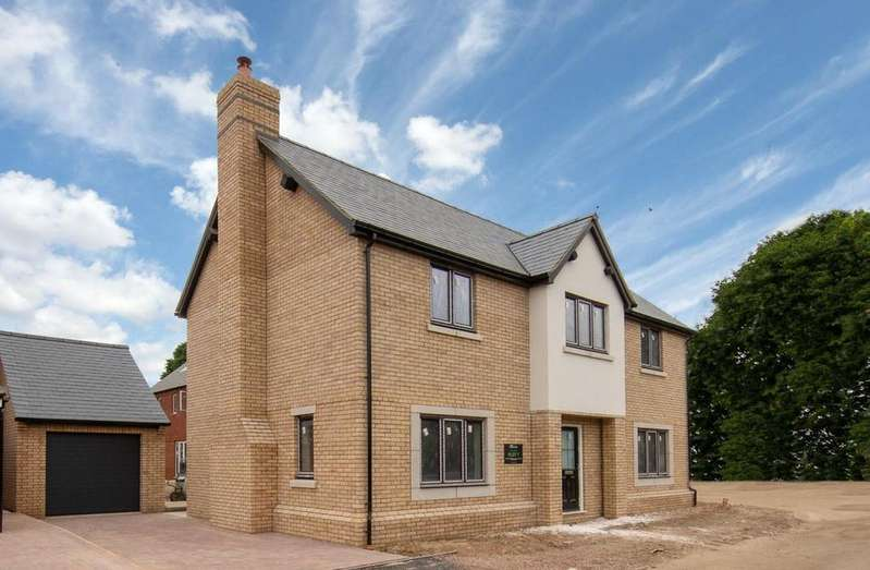 4 Bedrooms Detached House for sale in Danes Green, High Street, Silsoe