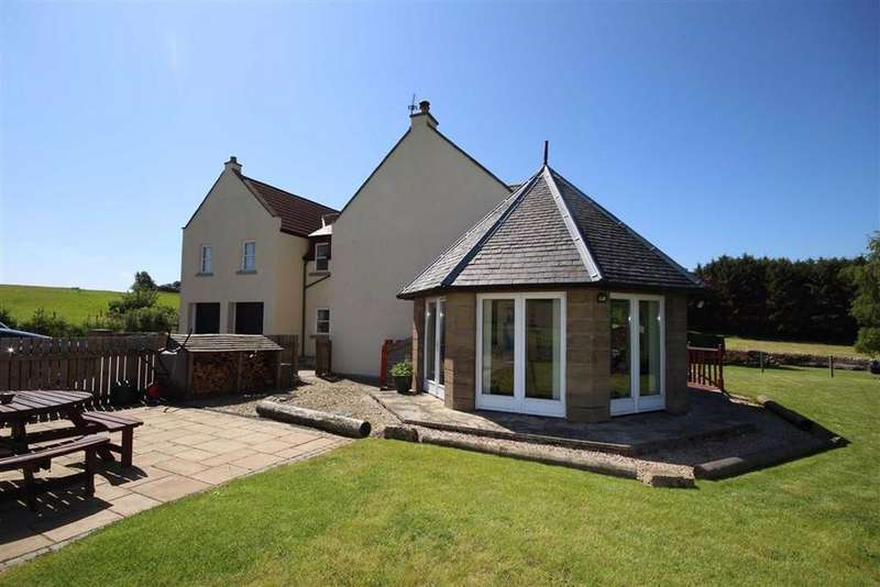 5 Bedrooms Detached House for sale in Howe View, Coaltown Of Burnturk, Fife, KY15