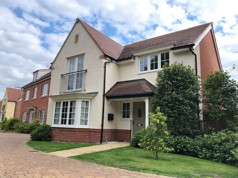 4 Bedrooms Property for sale in Field Gate Close, St. Neots
