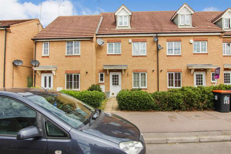 4 Bedrooms Town House for sale in Johnson Drive, Leighton Buzzard