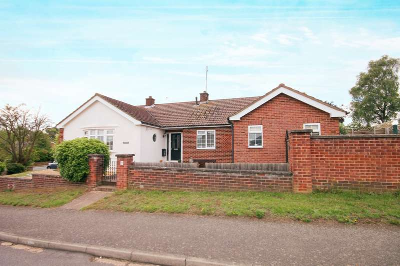 3 Bedrooms Detached Bungalow for sale in Fallowfield, Ampthill, Bedfordshire, MK45