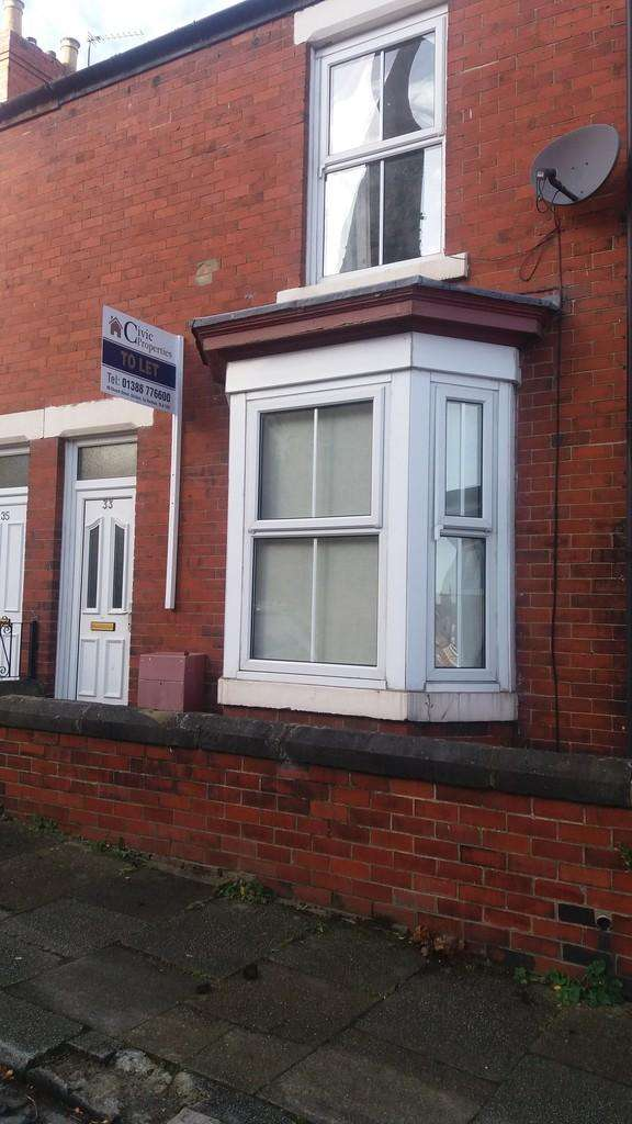 2 Bedrooms Terraced House for rent in All Saints Road, Shildon
