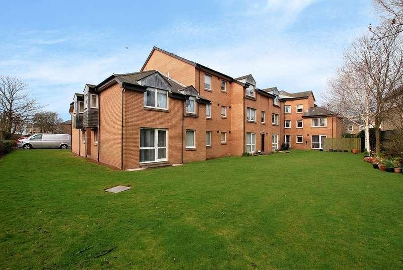 1 Bedroom Retirement Property for sale in Flat 44, Homebriar House, Barns Park, AYR, KA7 2BA
