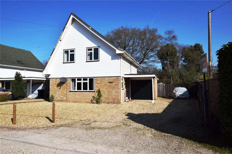 3 Bedrooms Detached House for sale in Palmers Lane, Burghfield Common, Berkshire, RG7