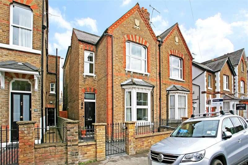 4 Bedrooms House for sale in Grove Road, Windsor, Berkshire, SL4