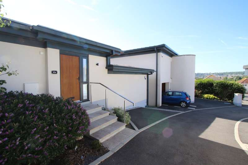 3 Bedrooms Detached Bungalow for sale in HILL ROAD, SWANAGE