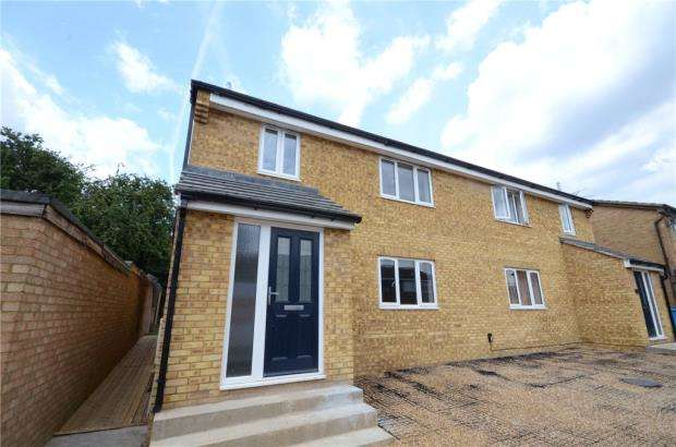3 Bedrooms Semi Detached House for sale in Beaumont Close, Maidenhead, Berkshire
