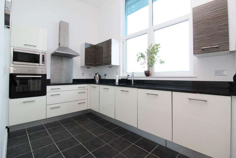 2 Bedrooms Penthouse Flat for sale in The Heights, St Johns Street, Bedford MK42