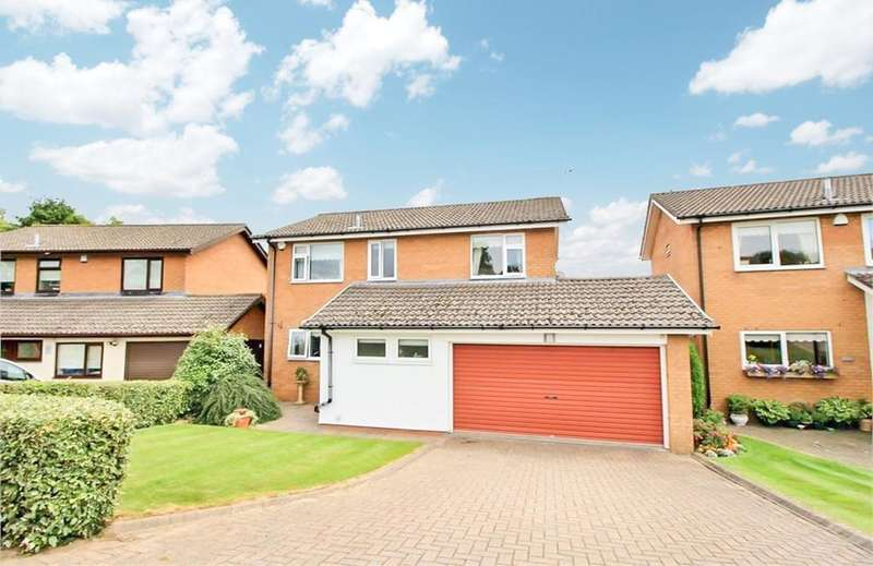 4 Bedrooms Detached House for sale in Pentre-Poeth Close, Bassaleg, Newport, NP10
