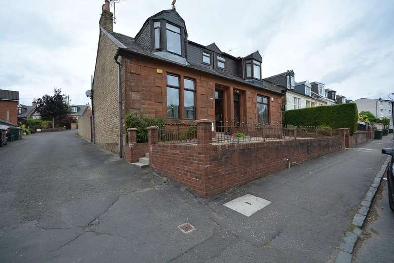 3 Bedrooms Semi Detached House for sale in St Andrews Street, Kilmarnock, KA1