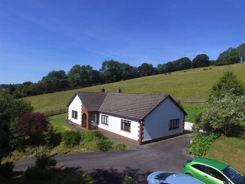 3 Bedrooms Smallholding Commercial for sale in Llangeitho, Tregaron