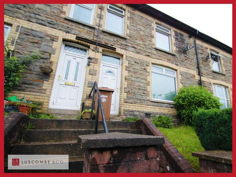 3 Bedrooms House for sale in Islwyn Road, Wattsville, Crosskeys