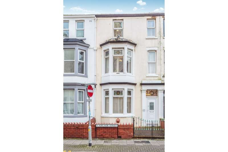 8 Bedrooms House for sale in Adelaide Street, Blackpool, FY1