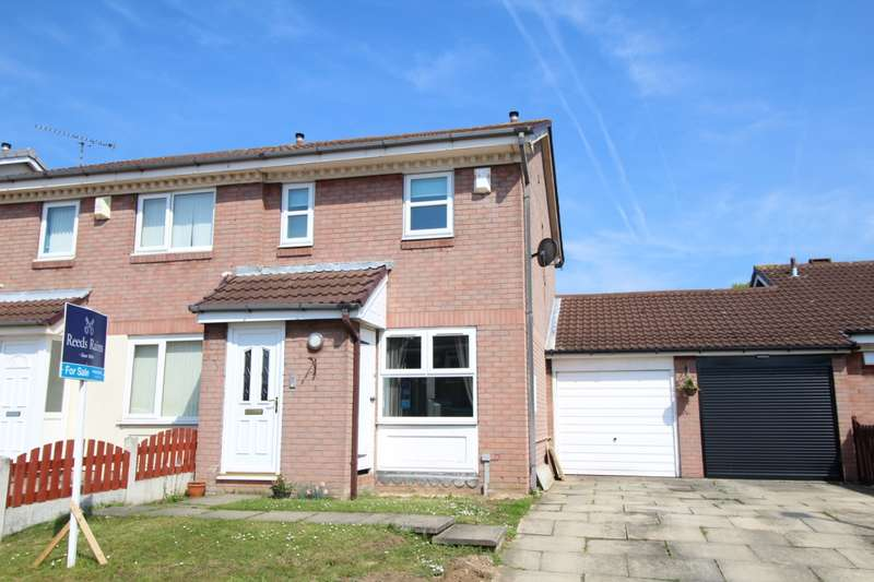 2 Bedrooms House for sale in Hunters Chase, Dinnington, Sheffield, S25