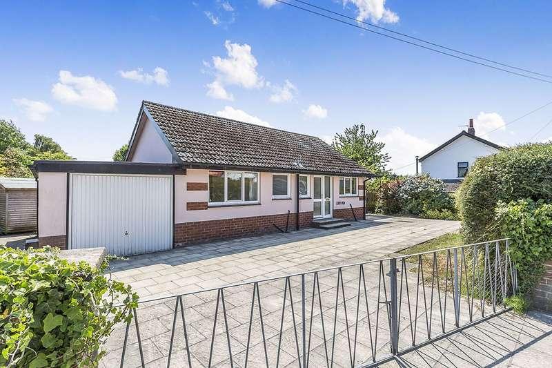 2 Bedrooms Detached Bungalow for sale in Blackpool Old Road, Little Eccleston, Preston, PR3
