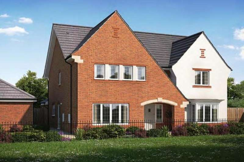 5 Bedrooms Detached House for sale in - Whitechapel - Preston Road, Grimsargh, Preston, PR2