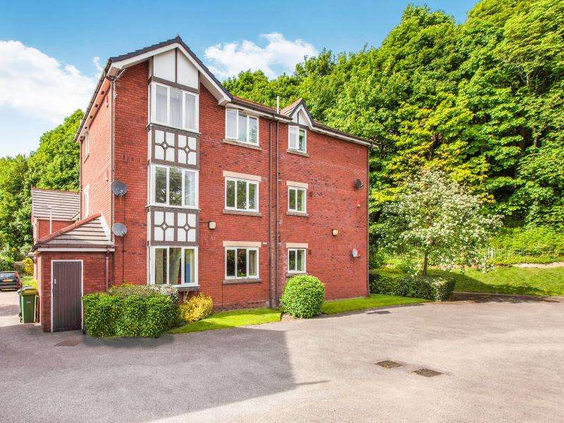 1 Bedroom Apartment Flat for sale in Beamont Drive, Preston, PR1
