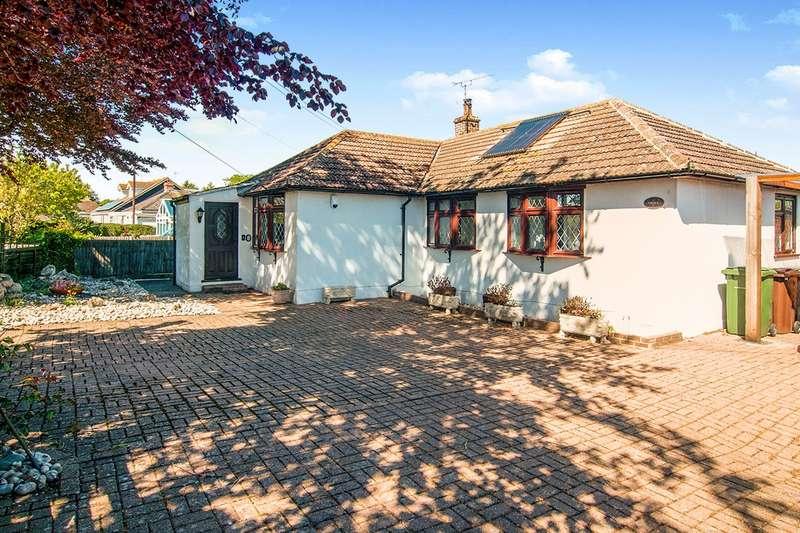 2 Bedrooms Detached Bungalow for sale in Sea Road, Winchelsea Beach, Winchelsea, East Sussex, TN36