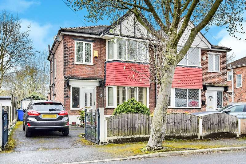 3 Bedrooms Semi Detached House for sale in Lynn Avenue, Sale, Cheshire, M33