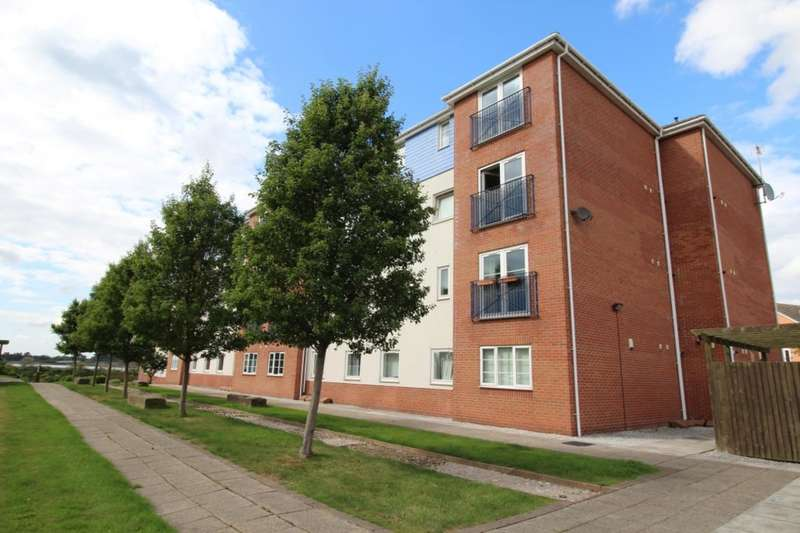 1 Bedroom Apartment Flat for sale in Adamson House, Old Coach Road, Runcorn, Cheshire, WA7