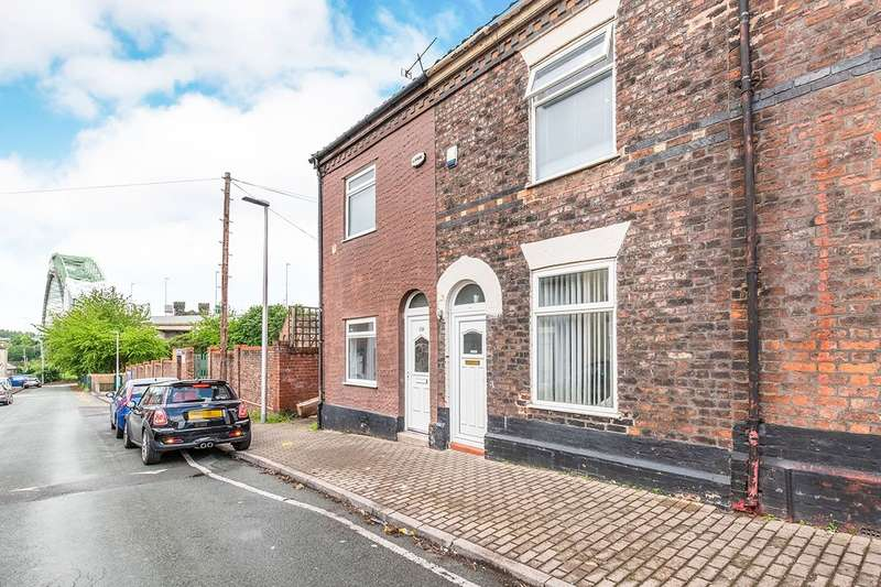 2 Bedrooms House for sale in Oakland Street, Widnes, Cheshire, WA8