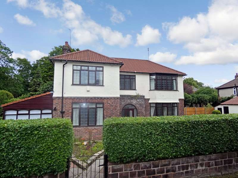 3 Bedrooms Detached House for sale in Catonfield Road, Liverpool, Merseyside, L18