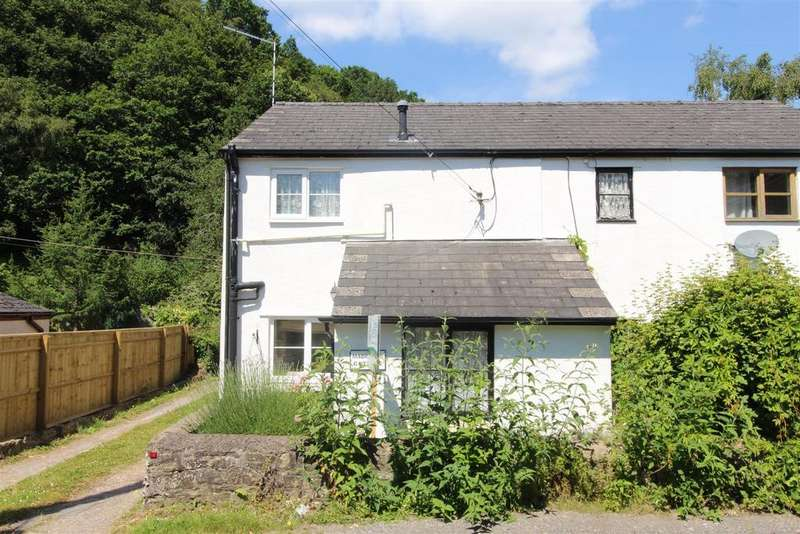 2 Bedrooms Cottage House for sale in Railway Road, Cinderford