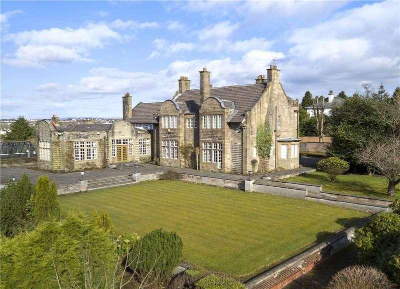 5 Bedrooms Detached House for sale in Loudoun Street, Stewarton, Kilmarnock, East Ayrshire, KA3