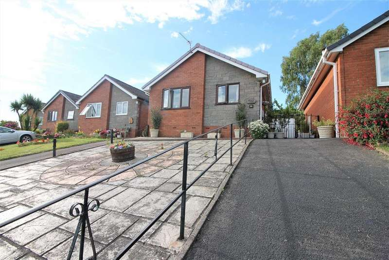 2 Bedrooms Detached Bungalow for sale in Lark Rise, Coleford
