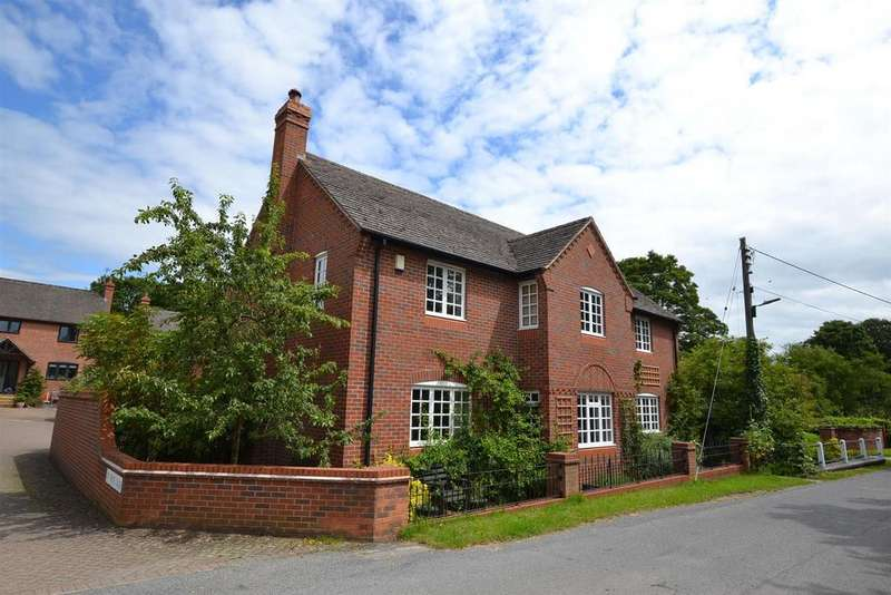 5 Bedrooms Detached House for sale in Ivy House Close, Seagrave, Leicestershire